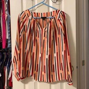 Great for work blouse
